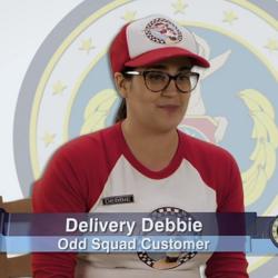 Delivery Debbie