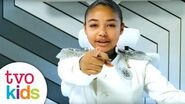 ODD SQUAD - Healthy Habit- How to Stay Away From Germs