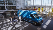 Mobile Unit Van - odd beginnings part 2