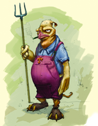 Clakker Farmer Concept
