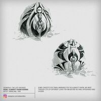 Concept Art for the Almighty Raisin 2
