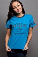 New yolk city shirt female