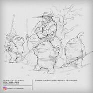Scuba Toad Concept Art 4