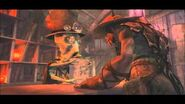 Oddworld Stranger's Wrath (PC version) cutscenes 5 - Vykkers Surgeon's Office