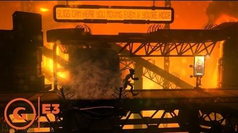 Oddworld New 'n' Tasty Level Depth Gameplay - E3 2014