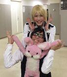 Tatsuki gets constantine