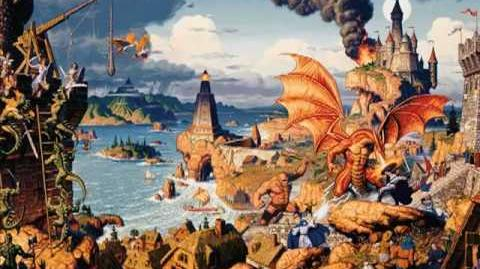 Ultima Online Official Theme Music - Cove