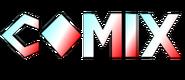2020 Comix Logo Short