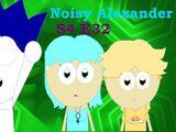 Noisy Alexander