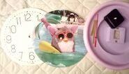 Furby Quartz Clock 7
