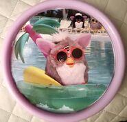 Furby Quartz Clock 2