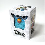 Furby fake in box