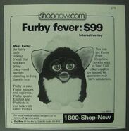 I have Furby Fever