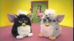 Japanese Furby Commercial (1999)