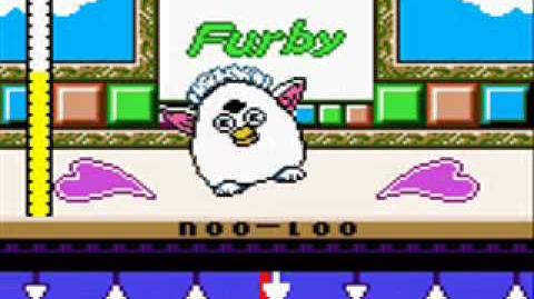 Dancing Furby Twinkle Twinkle Little Star