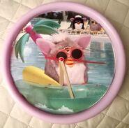 Furby Quartz Clock 1