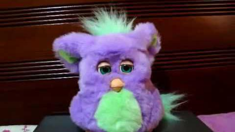Funky Furby Sings All Songs With Lyrics