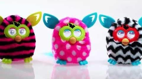 Furby Boom - Interactive Plush