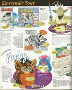 Furby advert