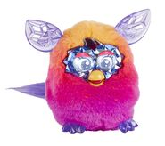 Furby-boom-crystal orange-to-pink-ombre