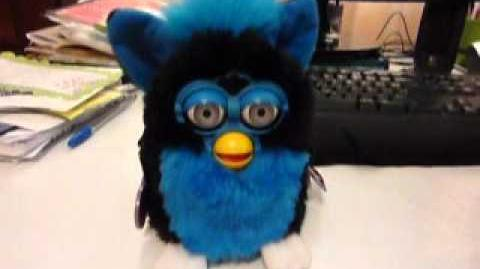 Furby Blueberry