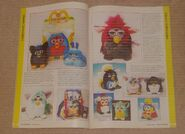 Classic collectibles furby book