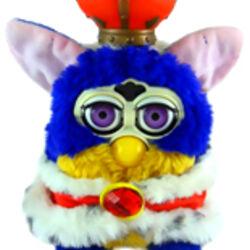 Blue Furbys