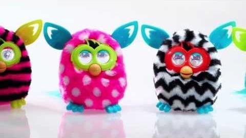 Demo Furby Boom - 2013 - Interactive Plush - Hasbro - www.zabawkoland