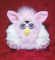 "Furby-Fake-Clone-Knockoff-""Coobie""-Pink-2005-Working"