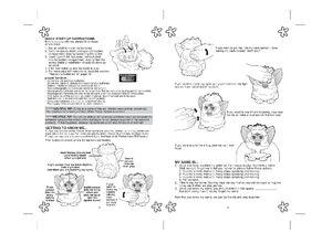 Furby1998Manual-3