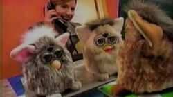 Furby TV Advert (1999)