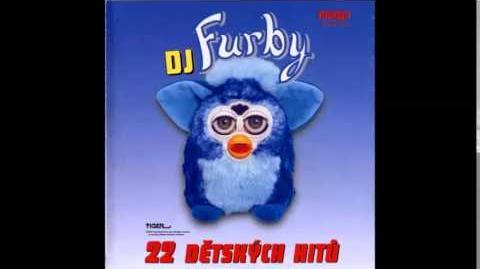 DJ Furby (Michal David) - Cesta na měsíc