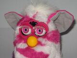 Raspberry Swirl Furby