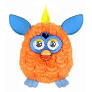 Furby 2012 Orange and Blue