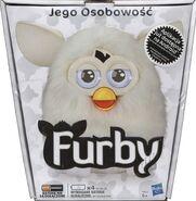Polish yeti furby