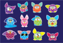 Furbyboomdigitalstickers