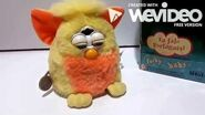 """Furby Baby """" Primeira Geração """" Estrela"""