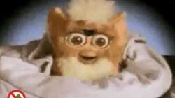 Adult Furby 1998 Commercial