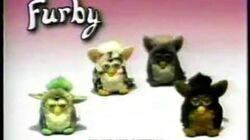 Comercial Furby 1998 Chile