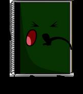 Notebook Super Object Battle