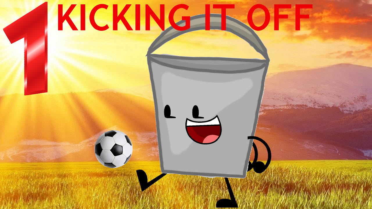 The thumbnail, containing Bucket