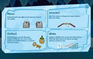 Pufflescape Instructions