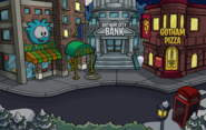 Batman Party Plaza