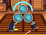 Lightsaber Duel The Inquisitor