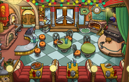 Puffle Party 2016 Pizza Parlor