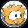 Pufflescape Orange Puffle