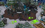Batman Party Forest