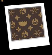 Card-Jitsu Themed Background Icon