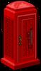 Telephone Box furniture icon
