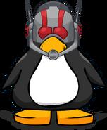 Antman's Helmet PC
